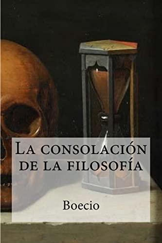 9781973792789: La consolación de la filosofía (Spanish Edition)