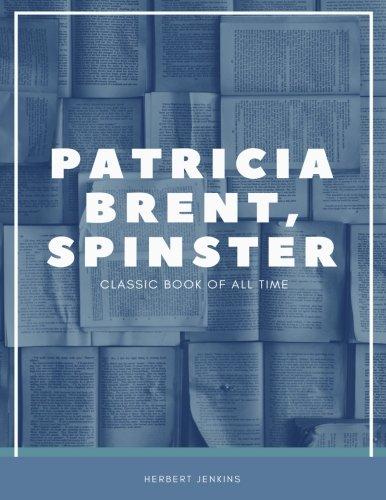 9781973852643: Patricia Brent Spinster
