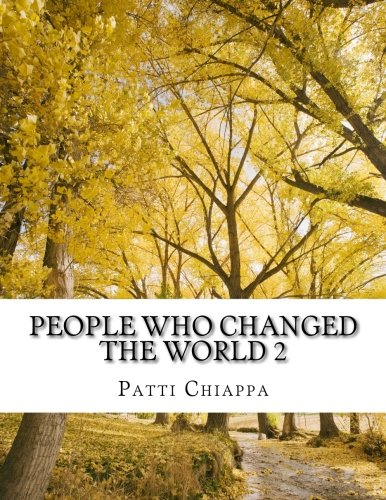 9781973971948: People who changed the World 2