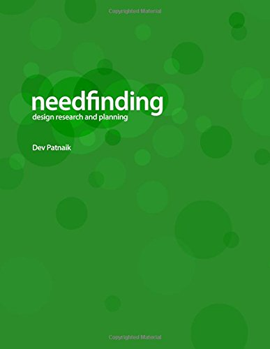 9781974015580: Needfinding: Design Research and Planning (4th Edition)