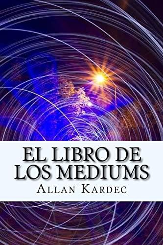 9781974055968: El Libro de Los Mediums (Spanish) Edition