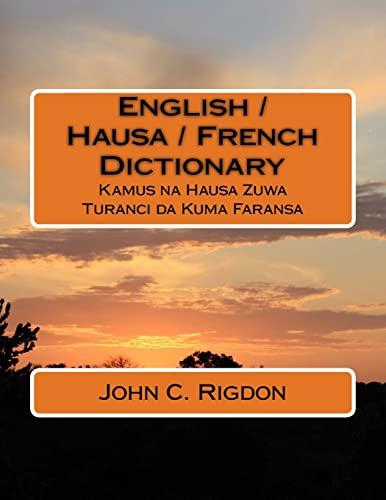 kamus na turanci da hausa - AbeBooks
