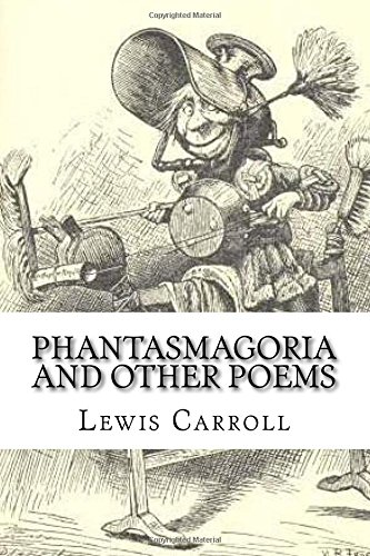 Phantasmagoria and Other Poems (Paperback): Lewis Carroll