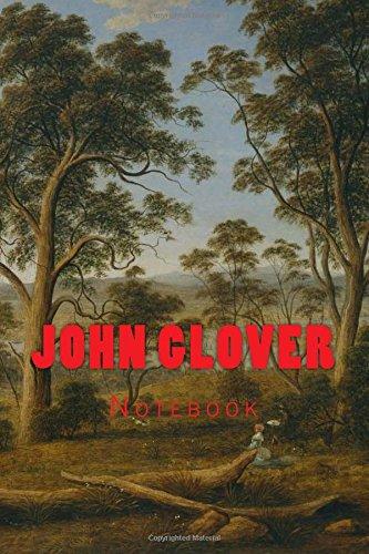 John Glover: Notebook: Wild Pages Press
