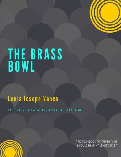 9781974229079: The Brass Bowl