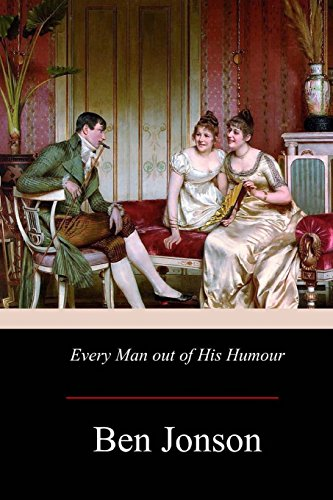 9781974253982: Every Man out of His Humour
