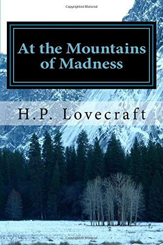 9781974259267: At the Mountains of Madness