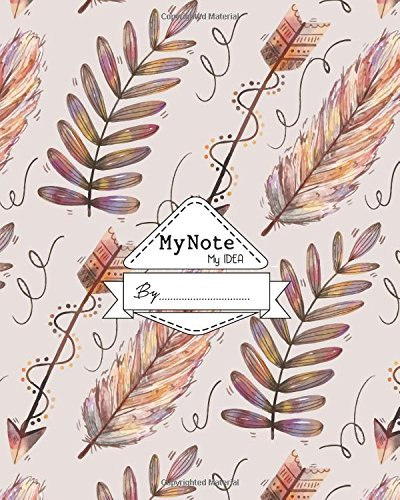 Notebook: My Note My Idea,8 X 10,: Journals, Mimic