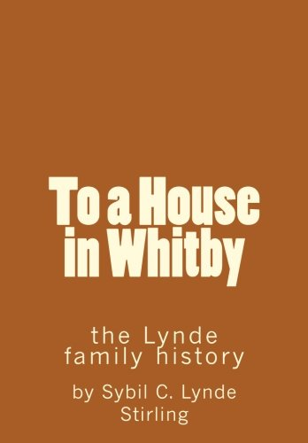 To a House in Whitby: Stirling, Sybil Constance
