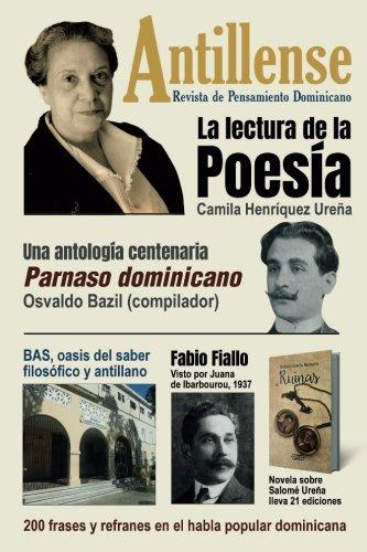 Antillense: Revista de Pensamiento Dominicano (Spanish Edition): Biblioteca Antillense Salesiana