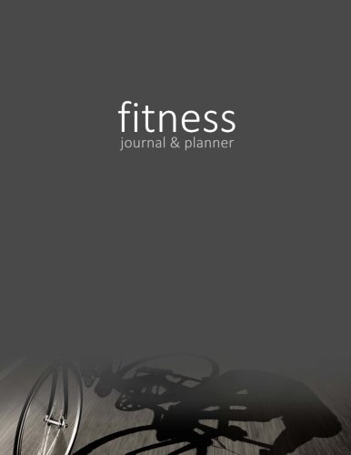 Fitness Journal & Planner: Workout / Exercise: smART bookx