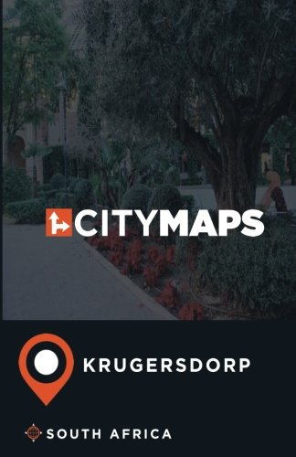 City Maps Krugersdorp South Africa: McFee, James