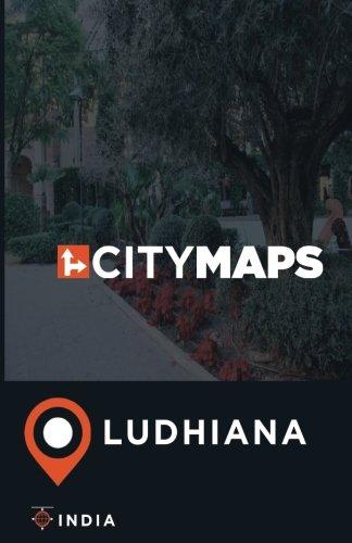 City Maps Ludhiana India: McFee, James