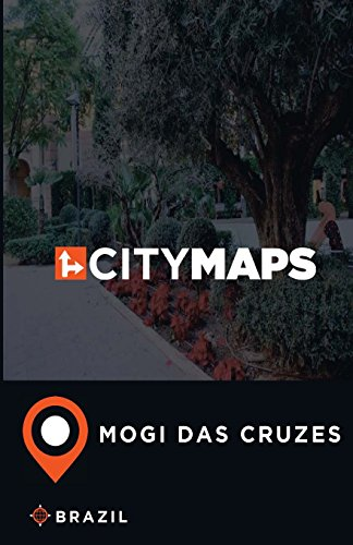 City Maps Mogi Das Cruzes Brazil: McFee, James