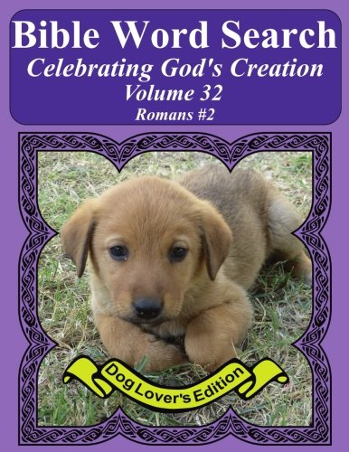 Bible Word Search Celebrating God's Creation Volume: Pope, T. W.