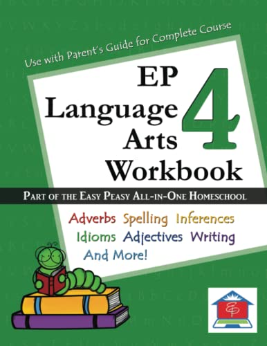 EP Language Arts 4 Workbook: Tina Rutherford