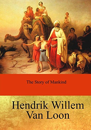 9781974604753: The Story of Mankind