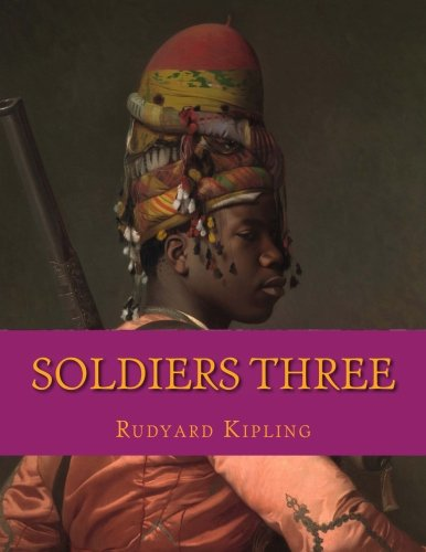 9781974628551: Soldiers Three