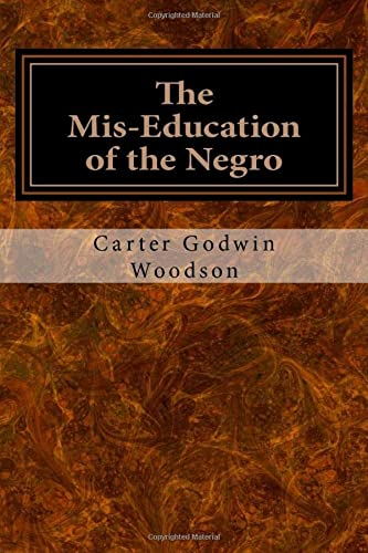 9781974633227: The Mis-Education of the Negro