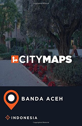 City Maps Banda Aceh Indonesia (Paperback): James McFee