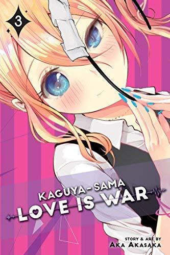 9781974700325: Kaguya-sama: Love is War, Vol. 3