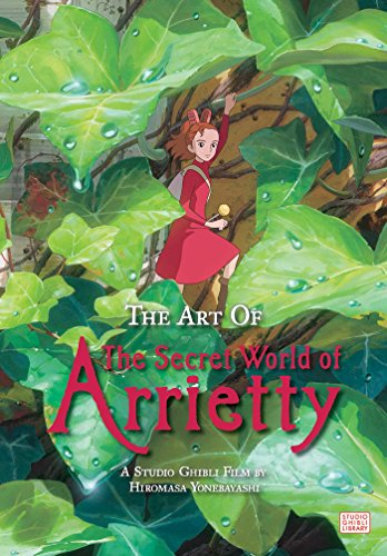 9781974700332: The Art of The Secret World of Arrietty