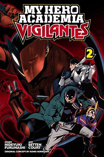 9781974701858: My Hero Academia 2: Vigilantes