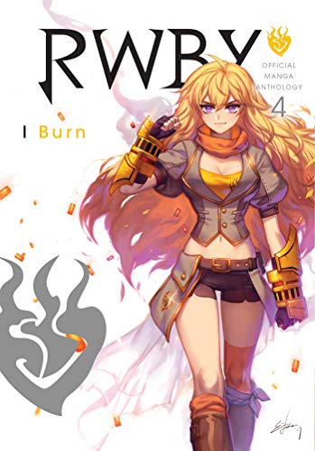 9781974702824: RWBY Anthology, Vol. 4
