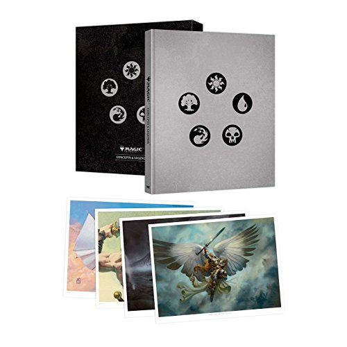 9781974703753: The Art of Magic: The Gathering: Concepts & Legends