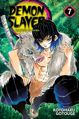 9781974704415: Demon Slayer 7: Kimetsu No Yaiba: Trading Blows At Close Quarters