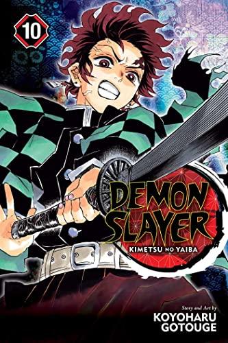 9781974704552: Demon Slayer Kimetsu No Yaiba 10: Shonen Jump Edition
