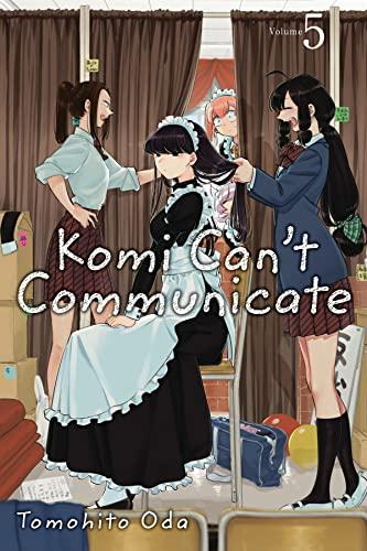 9781974707164: Komi Can't Communicate, Vol. 5