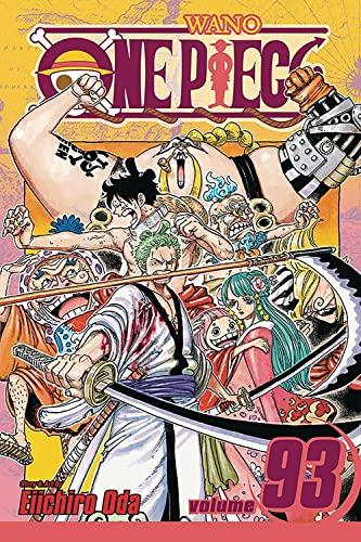 9781974712557: One Piece Vol 93: Volume 93