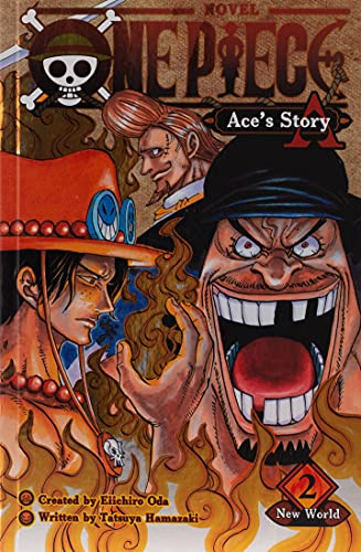9781974713295: One Piece: Ace's Story, Vol. 2: New World