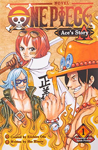 9781974713301: One Piece Ace's Story: Formation of the Spade Pirates: 1