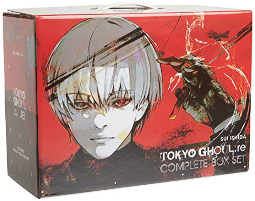 9781974718474: Tokyo Ghoul: re Complete Box Set: Includes vols. 1-16 with premium