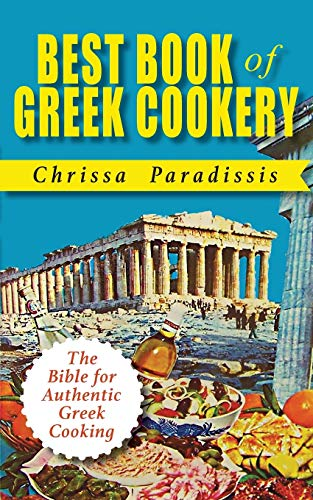 9781974800025: Best Book of Greek Cookery