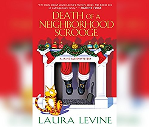 Book Cover: Death of a Neighborhood Scrooge