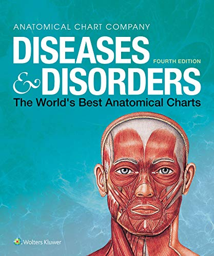 9781975110239: Diseases & Disorders: The World's Best Anatomical Charts (The World's Best Anatomical Chart Series)
