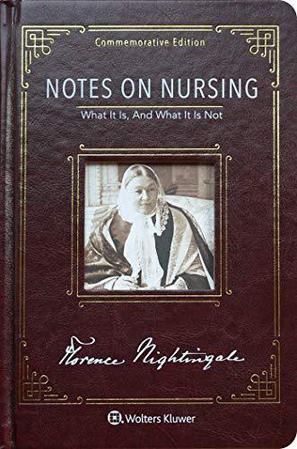 9781975110253: Notes on Nursing: Commemorative Edition