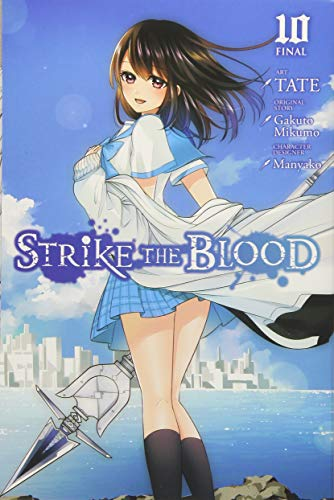 9781975300135: Strike the Blood, Vol. 10 (manga) (Strike the Blood Vol 1 Manga S)