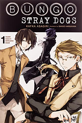 9781975303228: Bungo Stray Dogs 1: Osamu Dazai's Entrance Exam