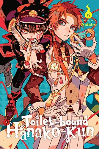9781975311384: Toilet-Bound Hanako-Kun 6