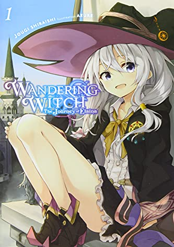 9781975332952: Wandering Witch: The Journey of Elaina, Vol. 1 (light novel)