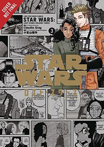 9781975358679: STAR WARS LOST STARS 03 MANGA