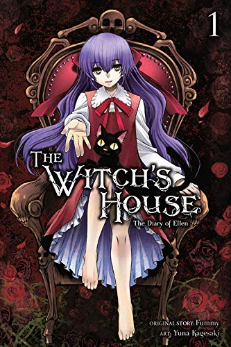 9781975383718: The Witch's House 1: The Diary of Ellen