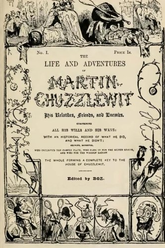 9781975622725: The Life and Adventures of Martin Chuzzlewit