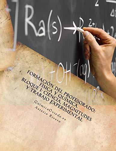Formacion del Profesorado: Fisica y Quimica. Temas: Quimicaoviedo Es