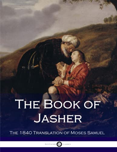 The Book of Jasher: Jasher, Prophet