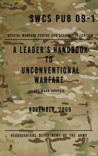 SCWS PUB 09-1 A Leader's Handbook to: and School, US